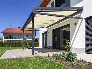 Terrasse Mit überdachung : sonnen und allwetterschutz berdachungen f r terrasse und balkon ~ Whattoseeinmadrid.com Haus und Dekorationen