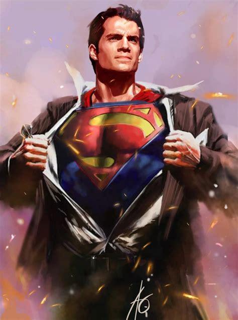 Henry Cavill Superman Wallpaper Superman Art Print