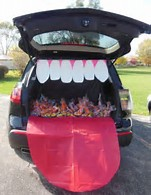Image result for trunk or treating