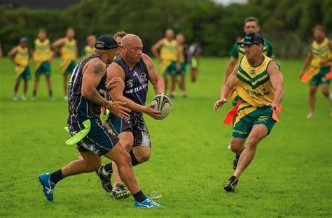 Australian sport 'Oztag' lands in SUNY Cortland