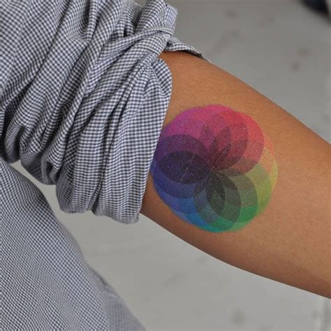 color tattos 100 glowing color designs to ink