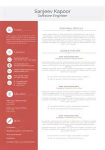 embedded software engineer resumedoc resume templates free no sign up aircraft quality