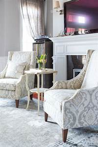 Centered, By, Design, Neutral, And, Gray, Living, Room, Decor