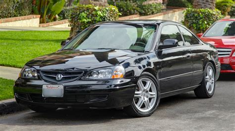 2003 Acura Cl Type S by Fs 2003 Acura Cl Type S Auto Black 120k