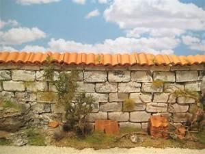 Mauer Selber Bauen : mauer mit tondachziegel krippenbau krippe selber bauen bausatz ebay ~ Sanjose-hotels-ca.com Haus und Dekorationen