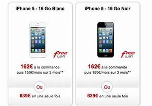 Achat Telephone Free : iphone 5 tout sur les pr commandes article volutif avec les prix et op rateurs qui le ~ Teatrodelosmanantiales.com Idées de Décoration
