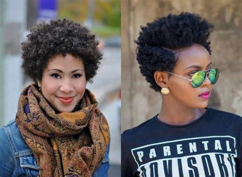 Best Black Women Natural Hairstyles