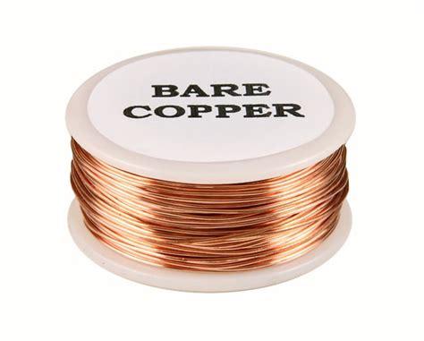 16 gauge vs 18 gauge bare copper wire parawire