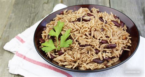 riz cuisiné cuisine haïtienne recettes traditionnelles et modernes