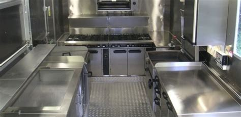 Mobile Kitchen And Food Truck Design Basics Mobile Cuisine