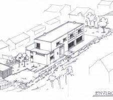 photos et idees plans de maisons contemporaines 7 428 photos With idee d amenagement de jardin 8 vues 3d de la cuisine album photos la construction de