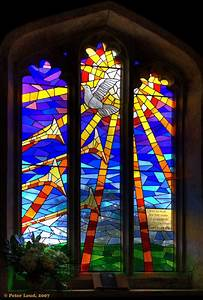 Stained Glass Windows at St. Mary's Church, Potton ...