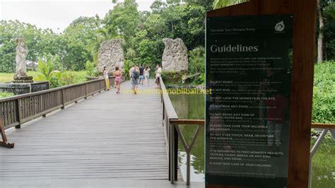 ubud monkey forest bali harga tiket masuk  terupdate