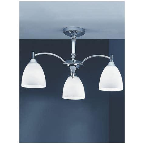 franklite fl2087 3 chrome emmy ceiling light emmy 3 light
