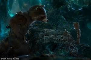 Baby Groot causes mischief as Guardians Of The Galaxy ...