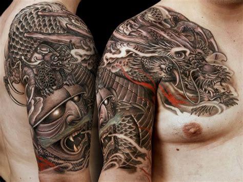 50 Spiritual Traditional Japanese Style Tattoo