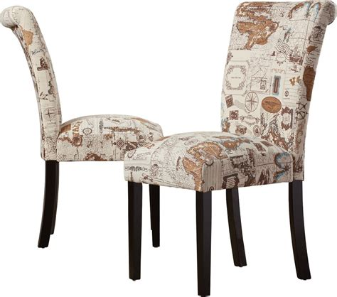 alcott hill proctorville upholstered dining chair reviews wayfair