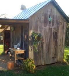 Rustic Garden Sheds Ideas
