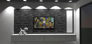 Meuble Tv Accroché Au Mur : meuble suspendre ikea best meuble tv blanc design ikea tv ue meubles tv non lumineux ue meuble ~ Preciouscoupons.com Idées de Décoration