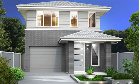 cosmo allworth homes cosmo double storey  suit  wide blocks