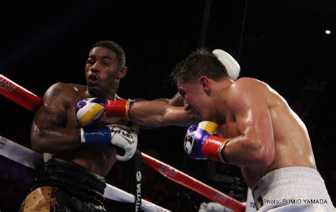 Golovkin destroys Monroe ⋆ Boxing News 24