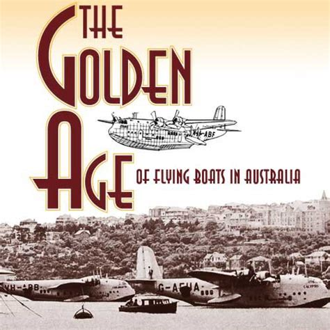 Flying Boat Australia by The Golden Age Of Flying Boats In Australia