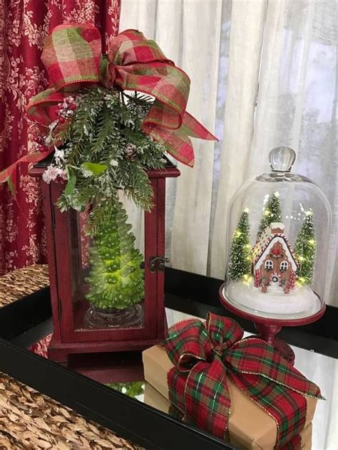 christmas lanterns ideas  pinterest xmas