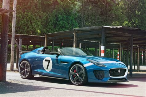 Jaguar Project 7 Concept Is An F-type In A D-type Mold [w