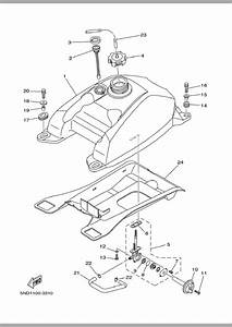 30 2003 Yamaha Kodiak 400 Parts Diagram