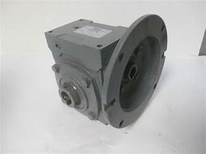 Indiana Power Transmission Ics45 Right Angle Gear Reducer