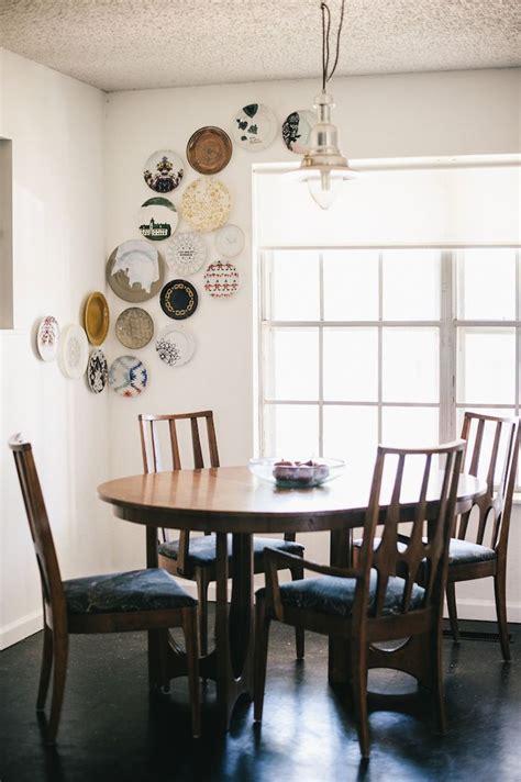 unique wall decor ideas inspiration plates  wall