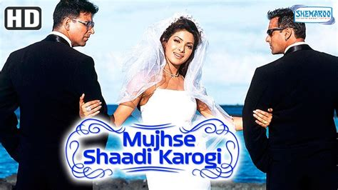 mujhse shaadi karogi eng subs hindi full  songs