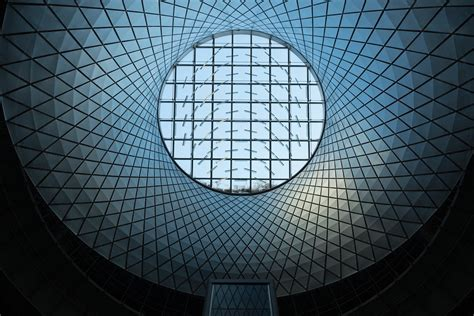 Fulton Center Sky-Reflector Net