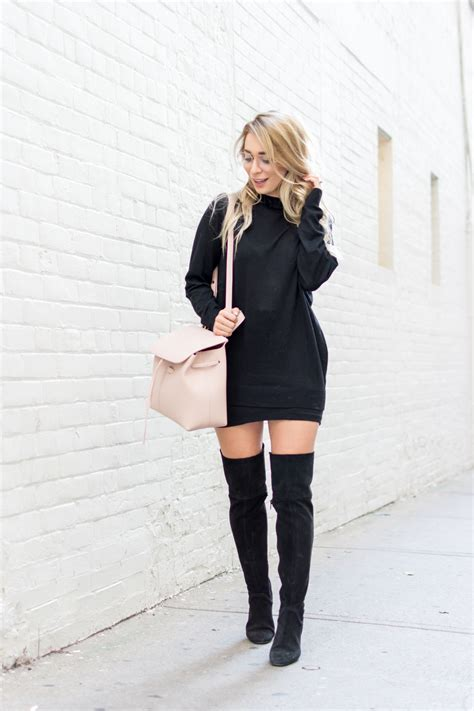 OOTD - Over The Knee Boots   La Petite Noob   A Toronto-Based Fashion and Lifestyle Blog.