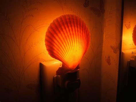 Seashell Nightlight