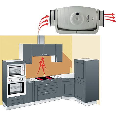 ventilation cuisine cft silentair kit silencieux extraction cuisine