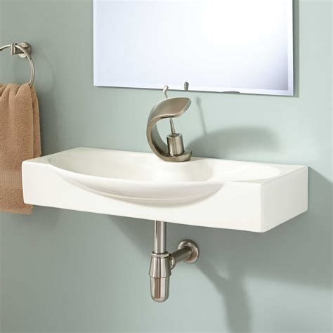 halden wall mount bathroom sink bathroom