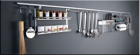 barre inox cuisine achat barre credence cuisine inox crédences cuisine