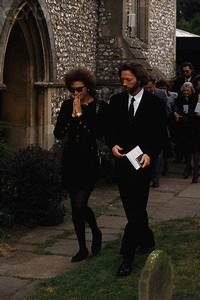 eric and lory del santo (connor's funeral) | WoodStock ...