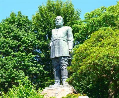西郷 隆盛 銅像