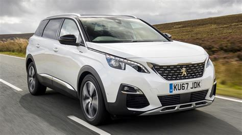 Peugeot 5008 Review by 2018 Peugeot 5008 Review Top Gear