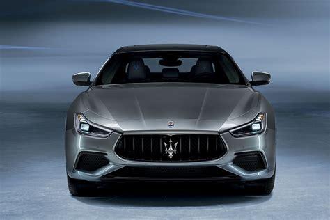 Maserati Ghibli Hybride La première Maserati électrifiée ...