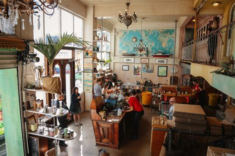 Housed in an art deco building in wellington, havana cafe's avocado green exterior houses a frenetic, fantastic, lunatic and lovely interior run by an awesome crew. Havana Coffee Works   La Marzocco Home New Zealand