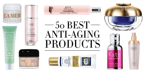 The Best Anti-Aging Skin Products - 50 Best Wrinkle Serums