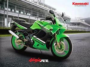 Kumpulan Gambar Motor  Gambar Motor Kawasaki Ninja 150 Rr