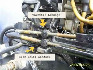 34 Mercury Outboard Throttle Cable Diagram