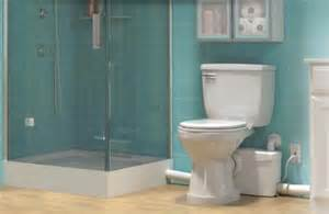 Basement Pump Up Toilet by Saniflo Systems Are Now Even Better Abode
