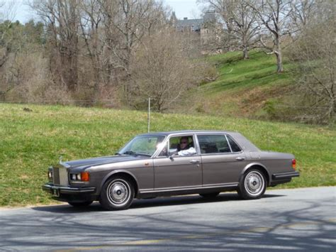 1991 Rolls-royce Silver Spur Ii, 62k Miles, Beautiful