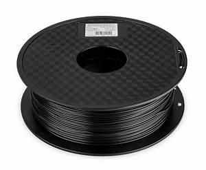 Pla 3d Druck : 3d druck print pla filament schwarz spule f r 3d drucker 1kg 1 75mm spool black ebay ~ Eleganceandgraceweddings.com Haus und Dekorationen
