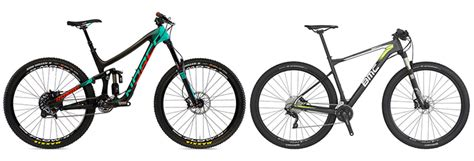 Hardtail Or Full Suspension Mountain Bike?